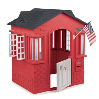 casa little tikes roja