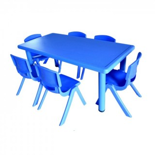 mesa-rectangular-azul