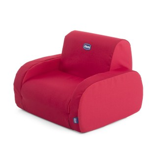 sillon twist rojo 1
