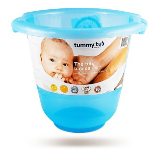 tommy tub azul