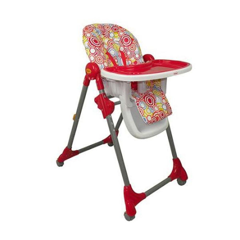 98fc7865f silla de comer bebesit Super -roja