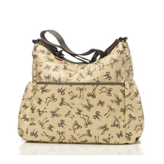 bolso big slouchy bowvintage