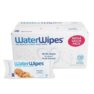 waterwipes pack 12